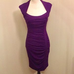 Purple Dress - Cache